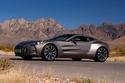 طراز Aston Martin One-77