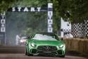 فيديو مرسيدس AMG GT R تخيف الجميع بصوتها ومظهرها في مهرجان جودوود
