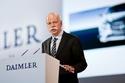 ديتر زيتشه، رئيس مجلس إدارة دايملر AG
