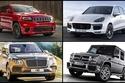 أقوى 10 سيارات SUV في العالم