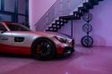 مرسيدس AMG GT S معدلة بقوة 604 أحصنة من Fostla 2