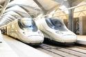 قطار الحرمين السريع يعتبر أضخم وسيلة نقل عام في الشرق الأوسط