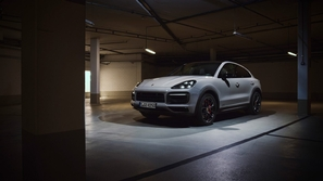 طرح بورش كايين 2021 GTS رسمياً