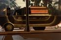 سيارات نقل المومياوات الملكية المصرية