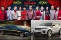 """صور سيارات فارهة تليق بنجوم إعلان فودافون """" العيلة الكبيرة"""""""