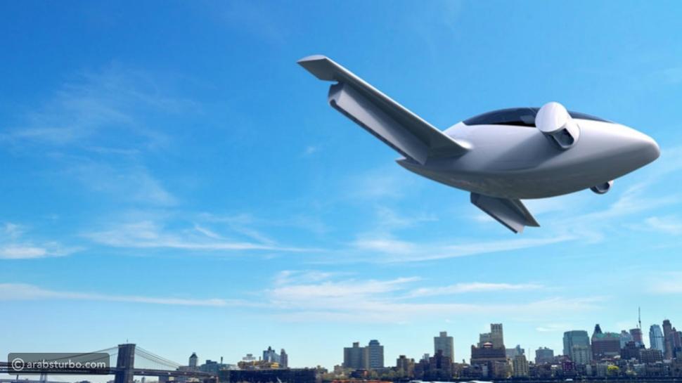 صور سيارة أجرة طائرة تتسع لخمسة ركاب بسرعة 300 كلم/س