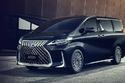لكزس  LM تظهر لأول مرة في معرض شنغهاي الدولي للسيارات