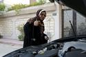 قيادة النساء للسيارات في شوارع المملكة.