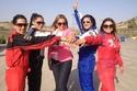 تنطلق السيدات العربية في عالم السيارات المثير