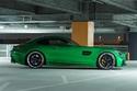 مرسيدس AMG GT S تتحول إلى هالك بتعديل من Wald 2