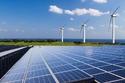 الطاقة الشمسية وطاقة الرياح من أهم الطاقات المتجددة غير الحيوية