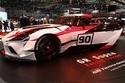واحدة من أحدث وأقوى سيارات السباقات تويوتا الاختبارية