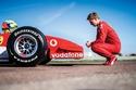 2002 Ferrari F2002 mick schumacher -his son_9