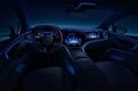 داخلية سيارة مرسيدس EQS 2022