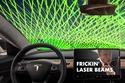 تيسلا تسجل براءة اختراع مساحات الزجاج الأمامية بالليزر