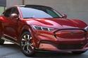 سيارة موستانج ماك إي الكهربائية بالكامل الجديدة من خلال عملية تطوير