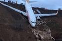 خروج طائرة تركية عن مدرج مطار طرابزون وهذا هو مصير ركابها 1