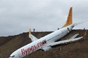 خروج طائرة تركية عن مدرج مطار طرابزون وهذا هو مصير ركابها 2