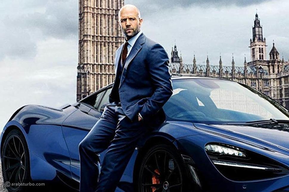 بالصور.. أقوى سيارات فيلم Hobbs & Shaw