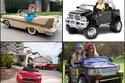 صور أجمل السيارات الفارهة للأطفال