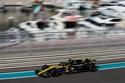سيارة فريق رينو شريك إنفينيتي في الفورمولا واحد 1