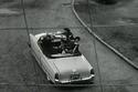 سيارة الفنان أحمد رمزي التي ظهر بها في فيلم علمونى الحب