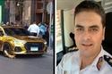 """صورة للضابط المصري وبجوارها سيارة حمو بيكا بالـ""""كلبش"""""""