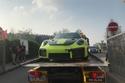 بورش 911 GT2 RS تتحطم على نوربورغرينع بعد 3 أيام من استلامها