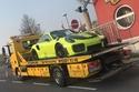 بورش 911 GT2 RS تتحطم على نوربورغرينع بعد 3 أيام من استلامها 1