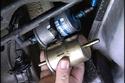 مرشح الوقود جزء رئيسي لعمل المحرك بكفاءة