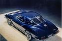 نشرت صورة لطراز كورفيت 1967 النموذجي