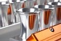 وأطلقت الشركة اسم سيري تيتانيو على آلة صنع القهوة الفريدة من نوعها