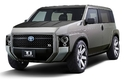صور تويوتا تكشف عن سيارة Tj كروزر! من أغرب السيارات في العالم