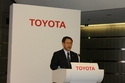 رئيس الشركة اليابانية العريقة لصناعة السيارات تويوتا