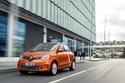 تظهر سيارة رينو توينجو بتحديثات جديدة