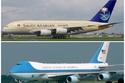 أفخم وأغلى 20 طائرة رئاسية في العالم