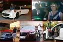 صور سيارات النجوم في أسبوع .. هدية لجين عمران ولينا قيشاوي وجلسة تصوير ليال عبود وطائرة هيفاء!