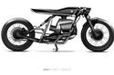 دراجة بي إم دبليو R8.. كلاسيكية بمحرك كهربائي
