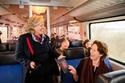 أول قطار سياحي يجوب في المناطق القطبية الشمالية الروسية