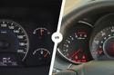 كيا بيكانتو وهيونداي جراند i10 صورة من مقصورة القيادة