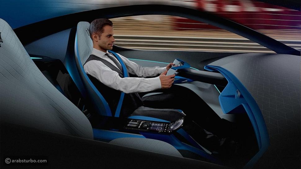 صور هذه هي السيارة الرياضية التي يجب أن تصنعها مازيراتي