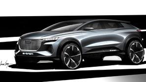 السيارة Q4 e-tron إكتشاف جديد من أودي..