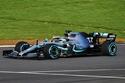 كشفت ميرسيدس عن سيارة W10 Formula 1 الجديدة