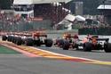 فورمولا 1: ترتيب بطولة العالم بعد سباق بلجيكا
