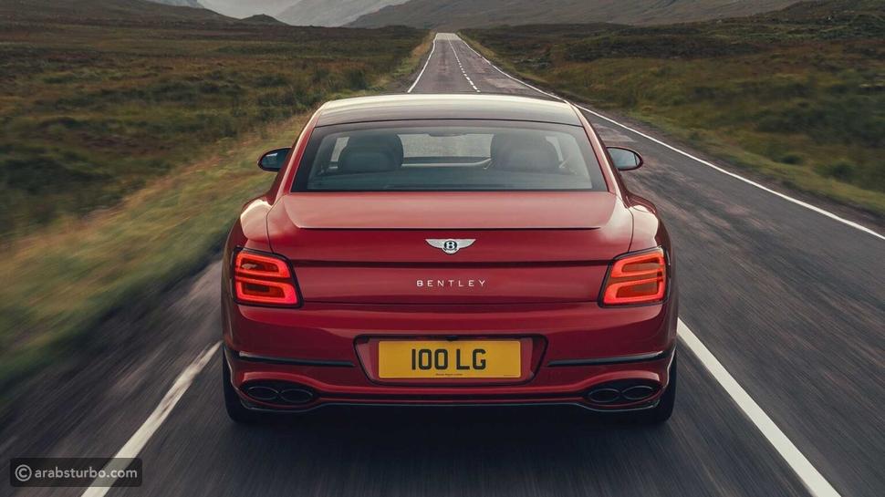 بنتلي فلاينج سبير V8 تنطلق رسمياً للأثرياء عشاق القيادة