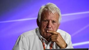وفاة أسطورة سباقات فورمولا 1