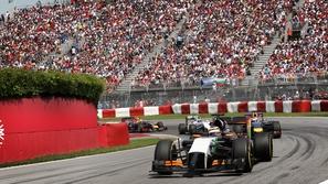 فورمولا 1: نتائج الجولة الثانية من التجارب الحرة