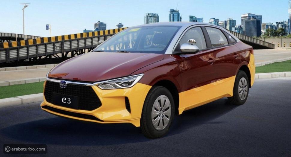 طراز BYD e3 الكهربائي الجديد يحير خبراء السيارات