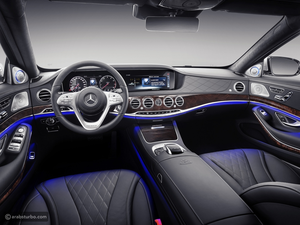 مرسيدس مايباخ إس كلاس: تعرف على تفاصيل أفخم سيارة في العالم