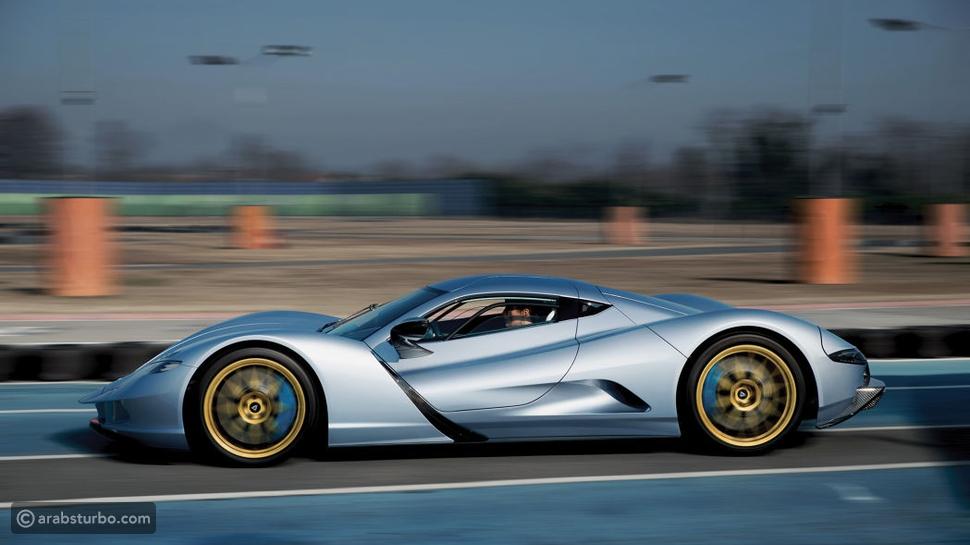 سيارة Owl الأعلى تسارعاً في العالم متاحة للبيع أخيراً